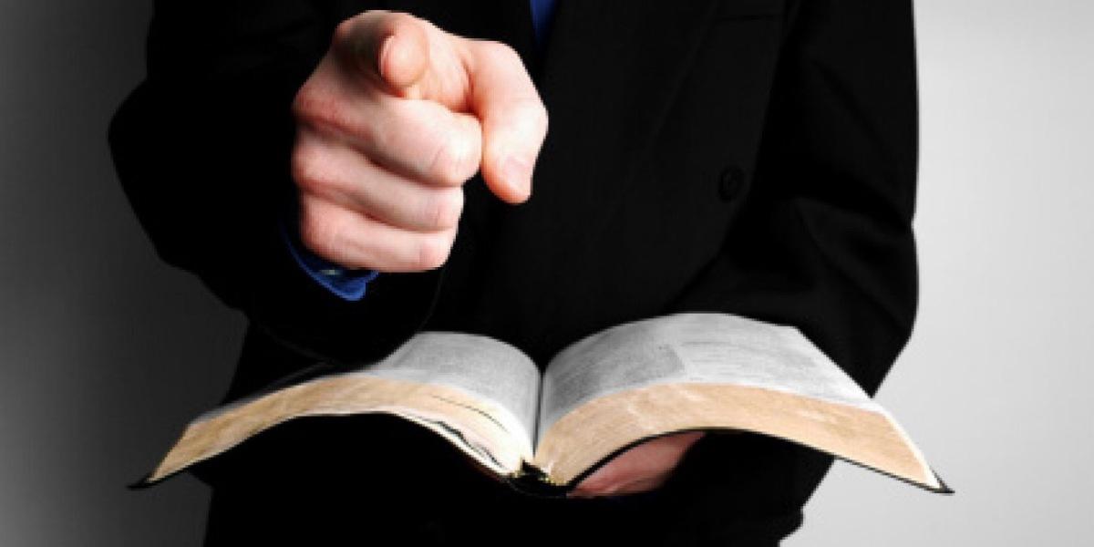 ¿JESUS, un moralista?